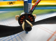 GeeBee 600mm Slowflyer Brushless 1400KY