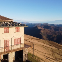 MOnte Generoso, direction South to Italy