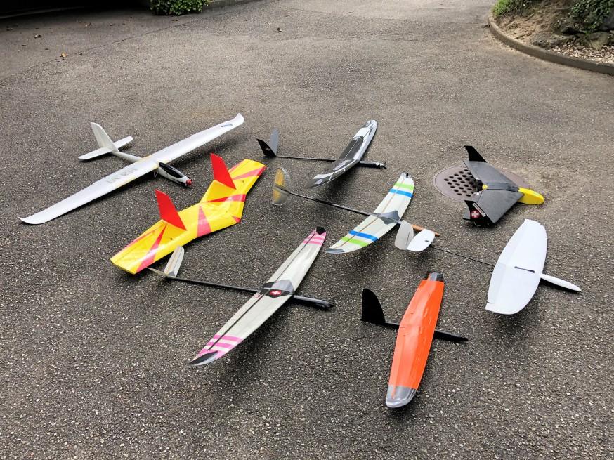 Hangar flying4nature